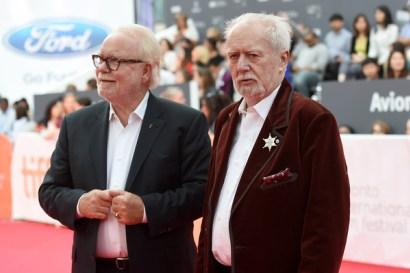 Henk & Bill Marshall at TIFF, 2015