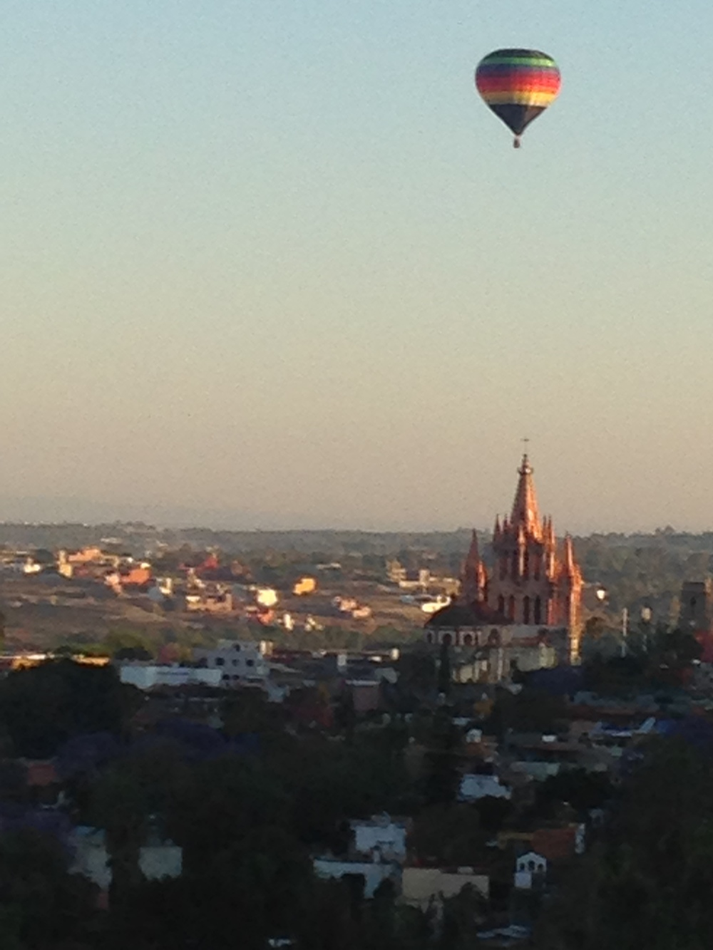 Photo: San Miguel de Allende, Mexico. Melinda Willson.