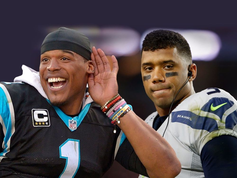 Cam Newton and Russell Wilson had to deal with the same stereotype about black QB's in the NFL, but both have fought their way through it to become excellent passers. They are the exceptions to the rule though, just like Christian McCaffrey will have to be.