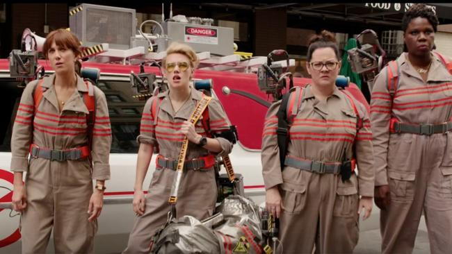 Amazingly, my memories of watching Bill Murray, Dan Aykroyd, Harold Ramis and Ernie Hudson save New York from Gozer the Gozerian were not destroyed by Kristen Wiig, Kate McKinnon, Melissa McCarthy and Leslie Jones' reboot trailer. Imagine that.