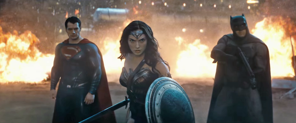 This is probably the darkest we will ever see The Trinity on screen in terms of tone and ironically, this scene is the beginning of the walk toward the light of the series.
