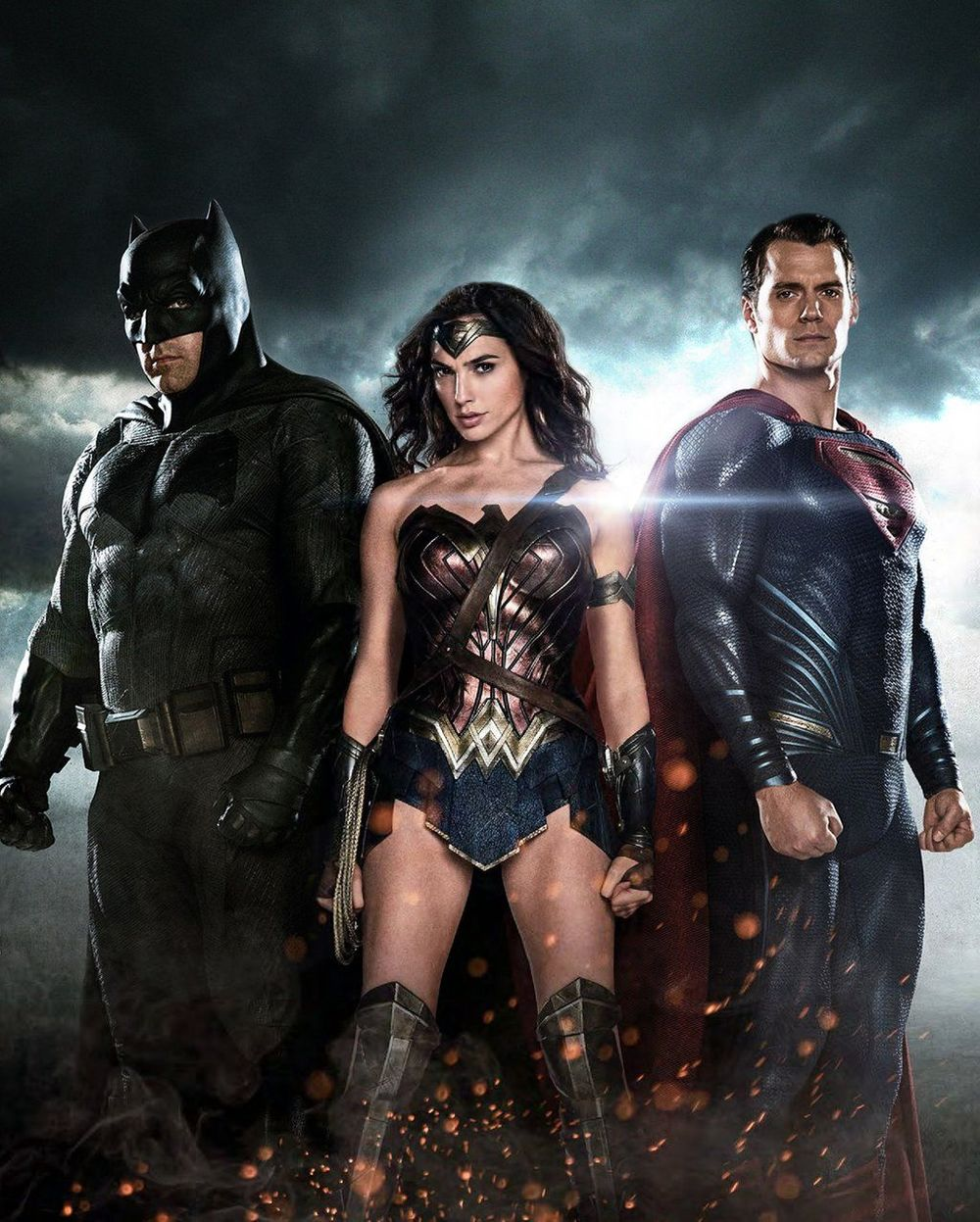 These three Justice League members will be well established by the time the Justice League movie comes out in 2017.