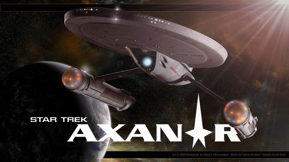 Axanar would have been the story of Captain Garth of Izar, a character featured in a third season episode of Star Trek: The Original Series.