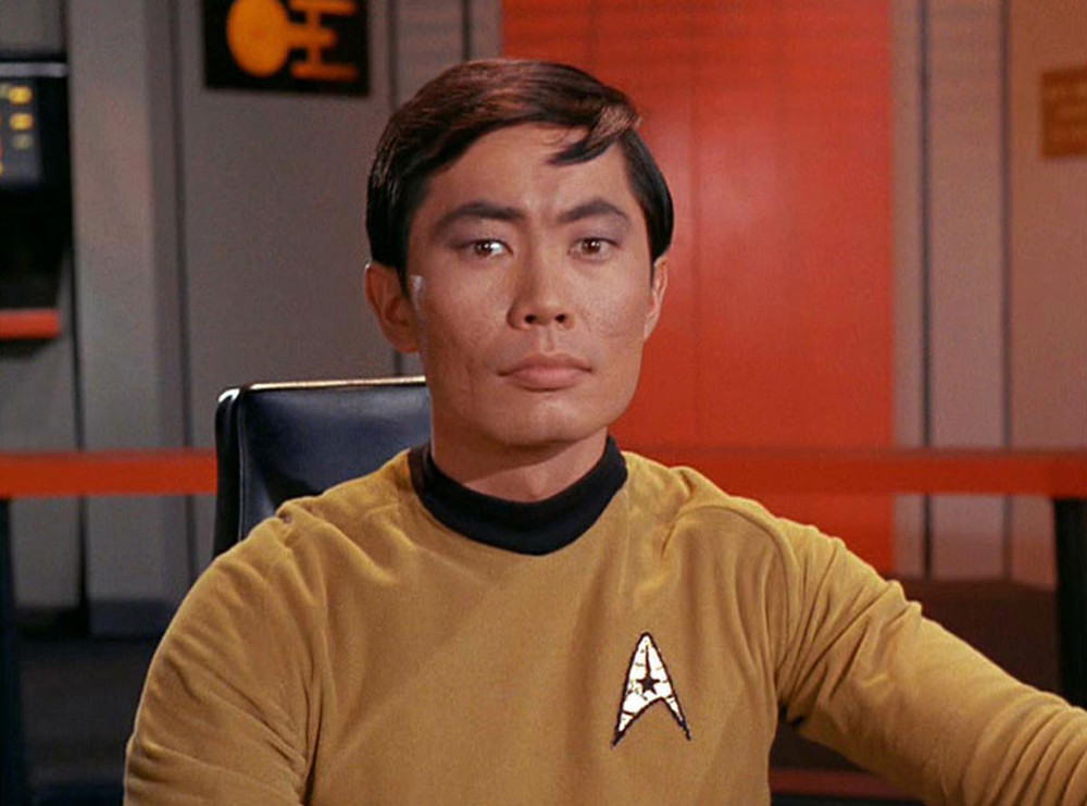 George Takei was a shining example of Asian culture on Star Trek the Original Series, and now his character will represent two minority groups in Asians and LGBT for the first time.