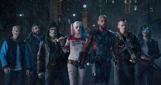 Suicide Squad is getting killed by critics before it even releases this week......just like Batman v Superman did. However, the movie is still tracking for a huge opening weekend and has no major competition throughout its run.