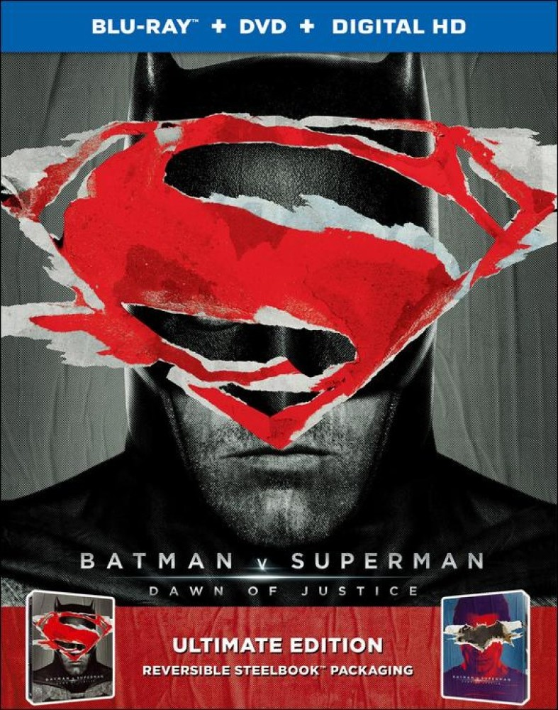 This is the only version of Batman v Superman: Dawn of Justice that exists to me. I'm positive I won't be saying that about Suicide Squad.
