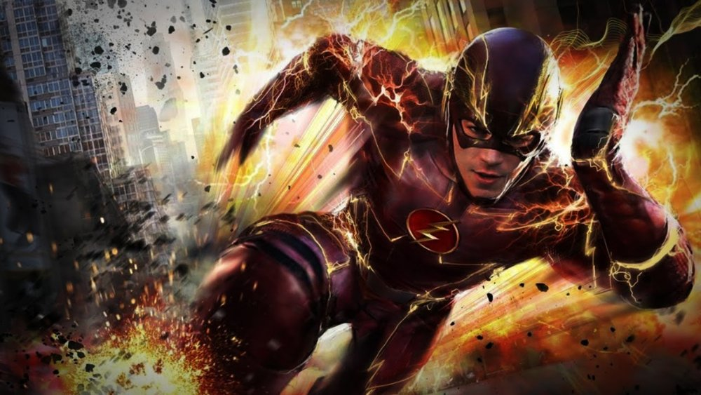 No matter what the DCCW does, someone is always going to complain about the visual effects......or Barry's costume.