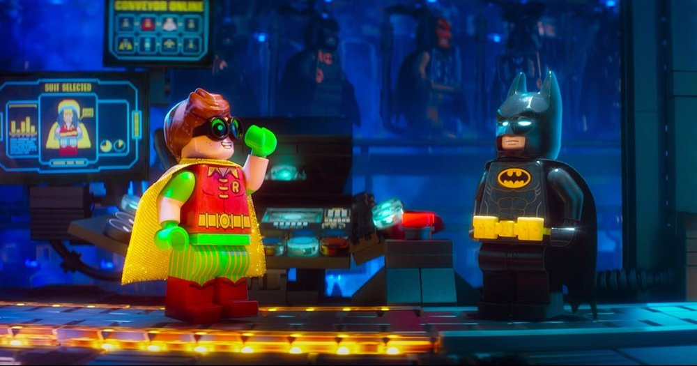 LEGO Batman is a hilariously ridiculous tribute to the franchise ...