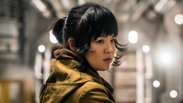 "Kelly Marie Tran, the actress who plays Rose Tico in Star Wars Episode VIII: The Last Jedi has a been a target of vicious harassment and culturally insensitive attacks, perpetuated by ""fans"" who mistakenly think they are entitled to be bigoted assholes in the name of their fandom."