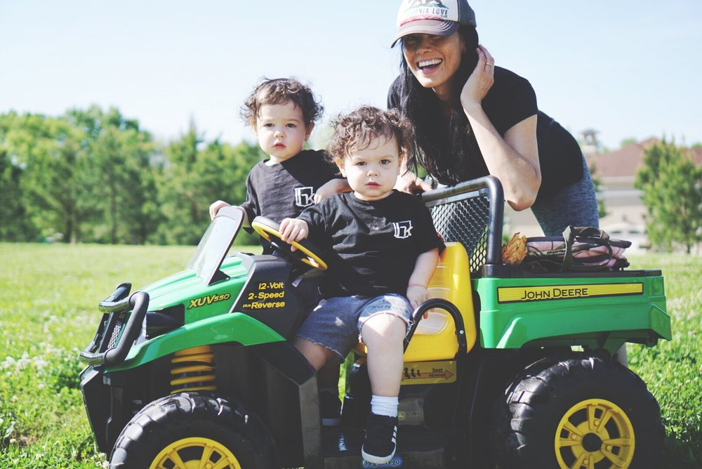 |  john deere gator jeep  | image by nicolle clawson |