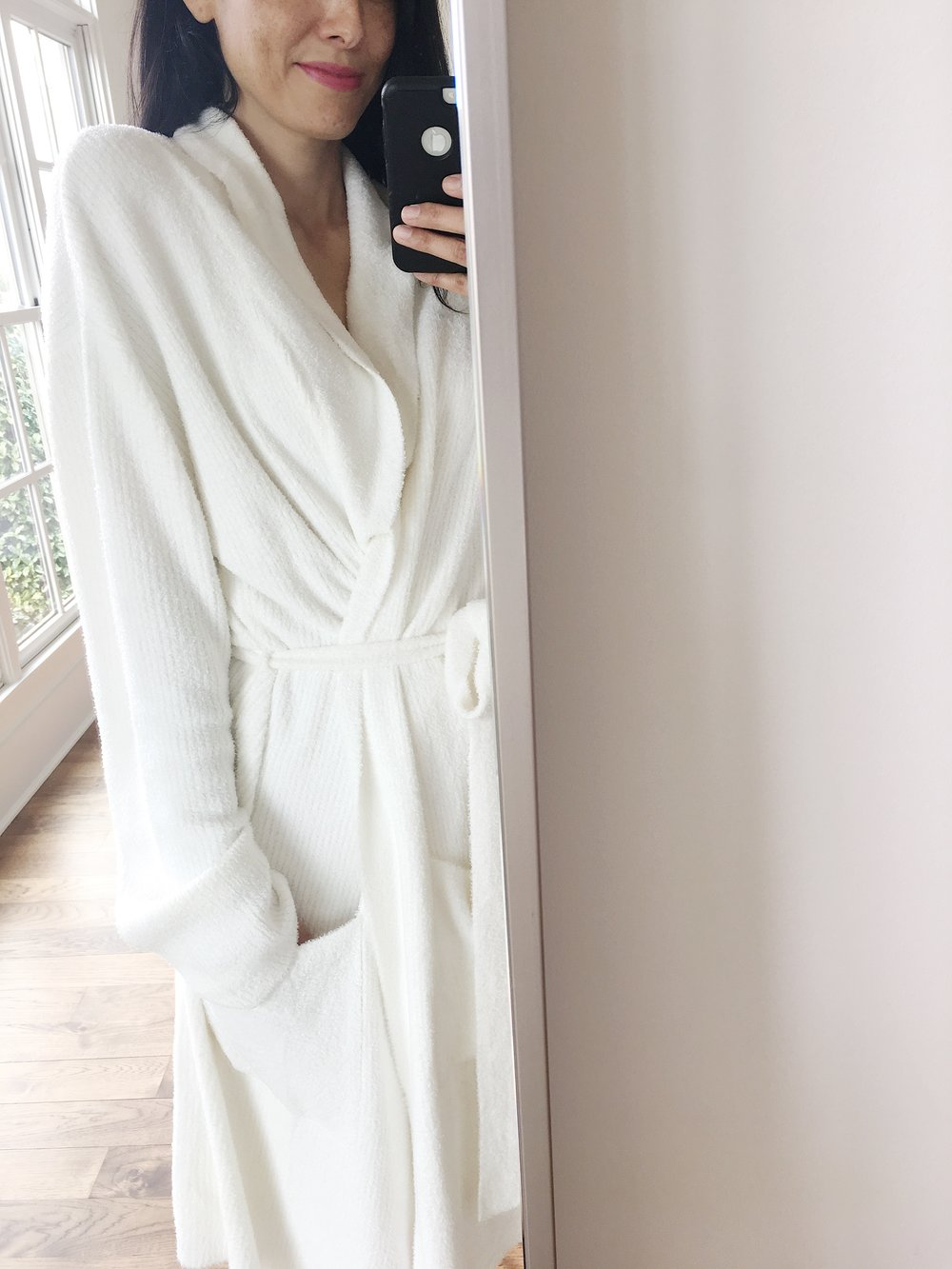 |  barefoot dreams robe  (50% off) |