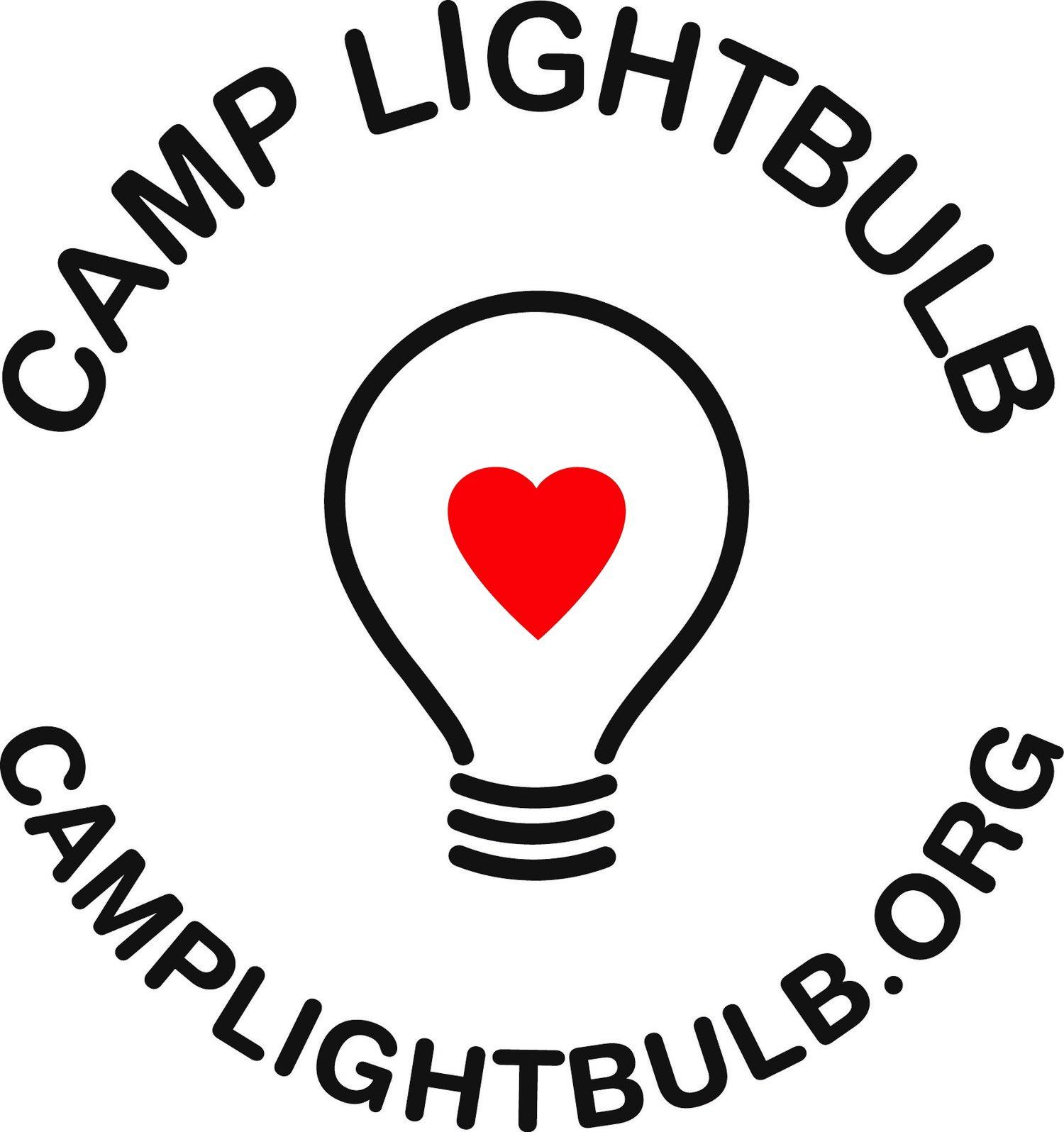 camp lightbulb