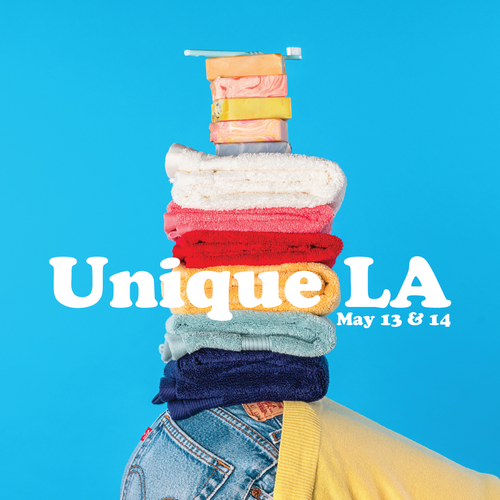 Unique LA  Spring Market  California Market Center  Los Angeles, CA  May 13 & 14, 2017