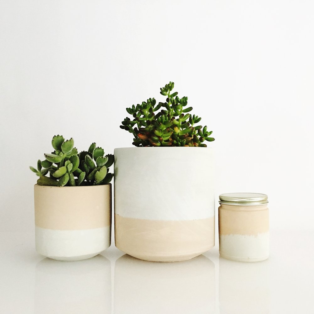 BLUSH FOR SUMMER - CONCRETE GOODS FOR YOUR HOME