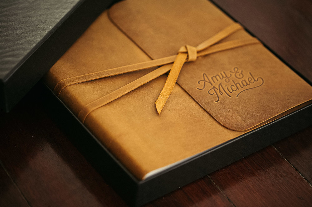 Photo Books - Wedding heirlooms