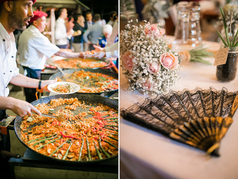 True North Photography_Boomerang Farm_Amy and Michael_Getting ready_Wedding Dress_Gold Coast Wedding_Reception Details_Food.jpg