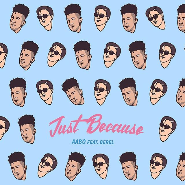 "just dropped ""Just Because"", a vocal collab my dood @berel.music on spotify. this artwork by @schmitt.com.au / LINK in my bio #soul #r&b #thesoundoftomorrow"