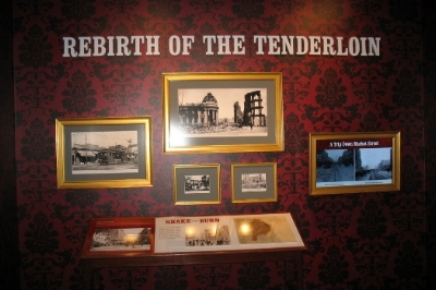 Interior of Tenderloin Museum — Photo courtesy of Tom Molanphy