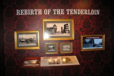 Interior of Tenderloin Museum — Photo courtesy of Tom Molanphy