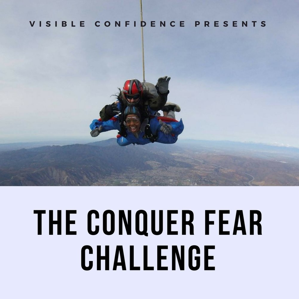 In this free challenge, you will get a short email inspiring and challenging you to do something you're afraid of for the next 15 days.