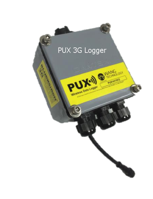 3G PUX Data Logger