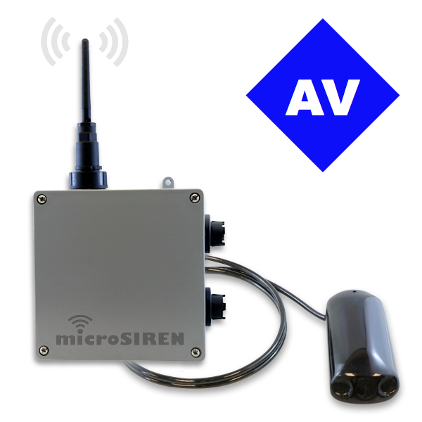 Micro Siren AV 3G Flow Meter