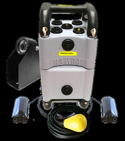 Flow Siren Dual AV - Float - Vision