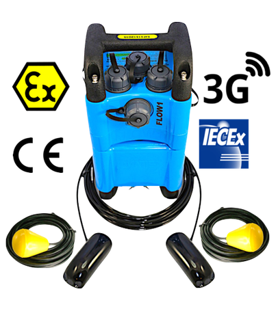 ATEX 3G Dual AV and Float