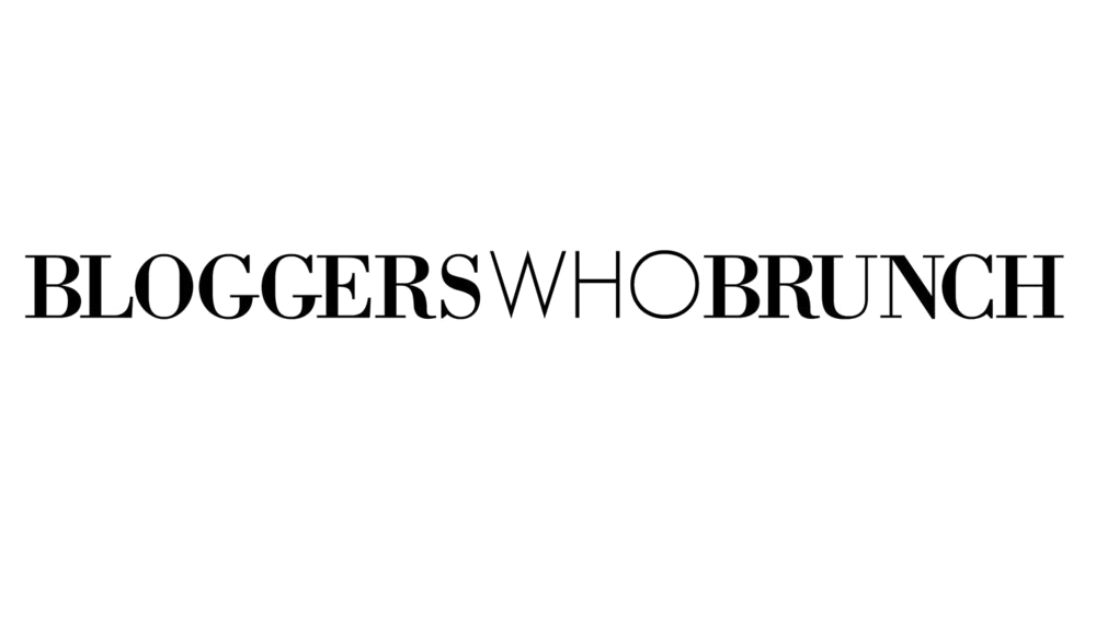 BLOGGERS WHO BRUNCH