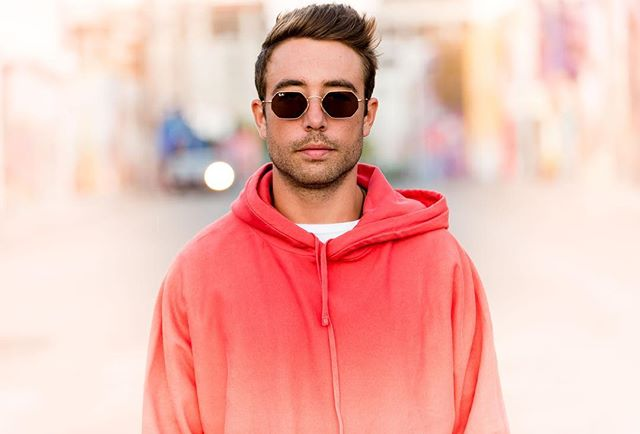 Portrait DJ HUGO.M @djhugo_m 📸🔥💯