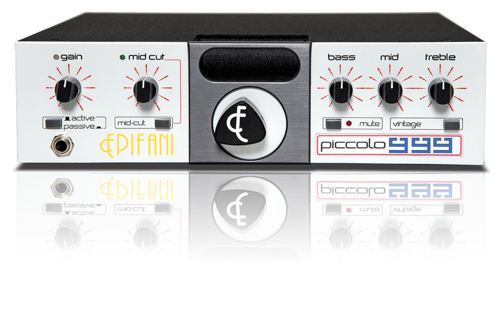 Epifani Piccolo 999 Bass Amplifier
