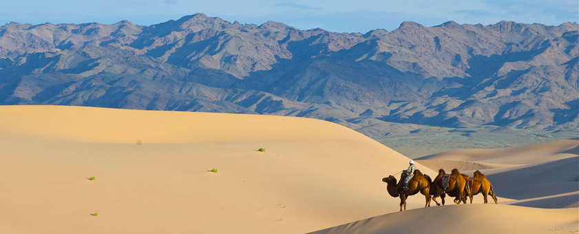 Gobi Desert. Photo courtesy of Ira Block Photography
