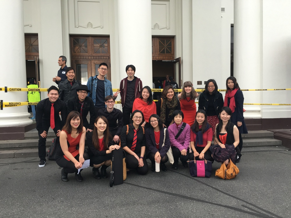 After Box Hill Japanese Festival 2016 Performance