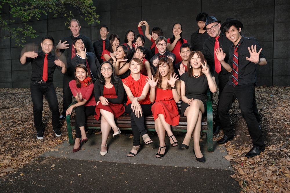 Full Choir (Playful mode)