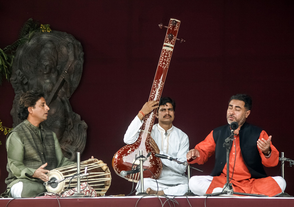 An Evening Of Indian Classical Music With Pandit Nirmalya Dey