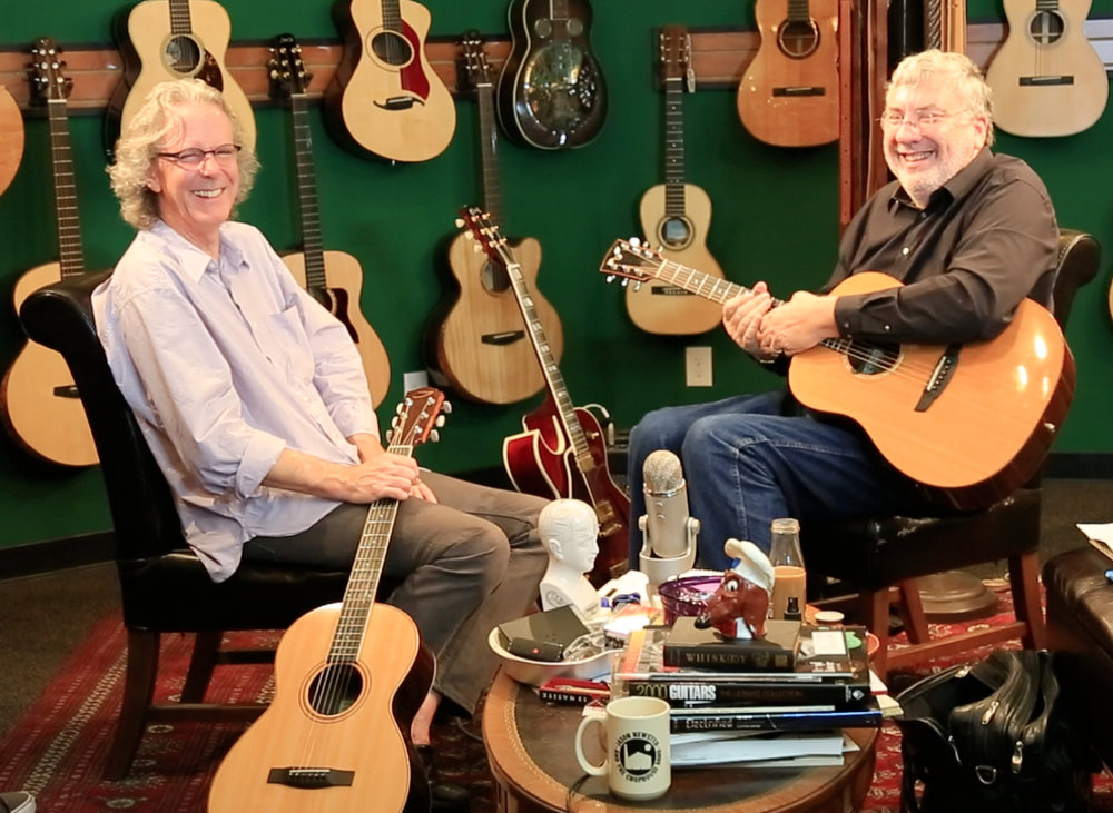 Glenn & Stevie at Mighty Fine Guitars -jpg.jpg