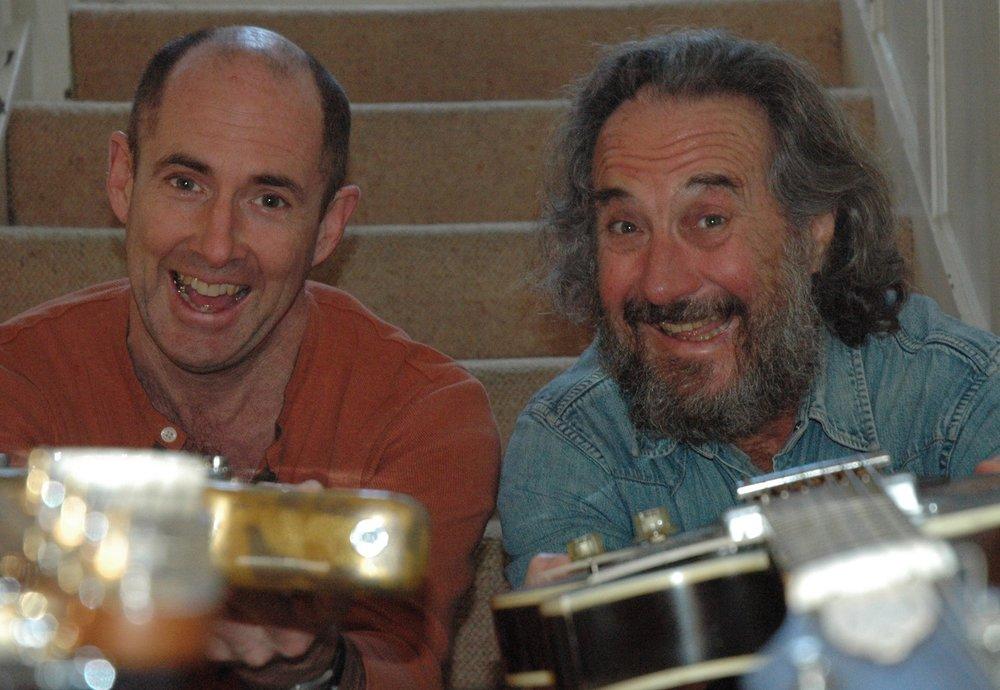 (L-R): Henry Kaiser & Eric Thompson