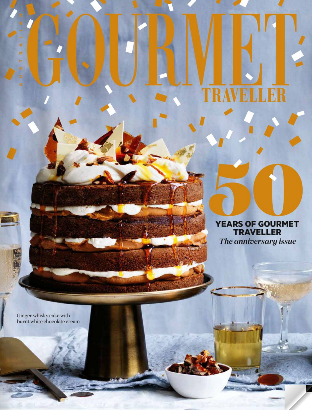 Gourmet Traveller 50 Years