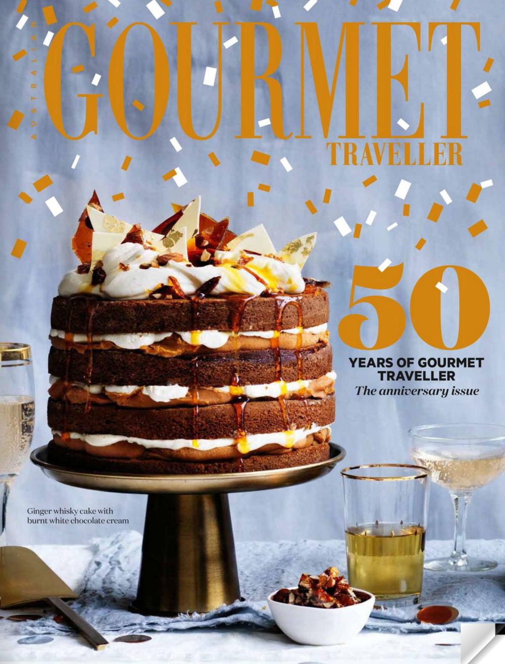 Copy of Gourmet Traveller 50 Years
