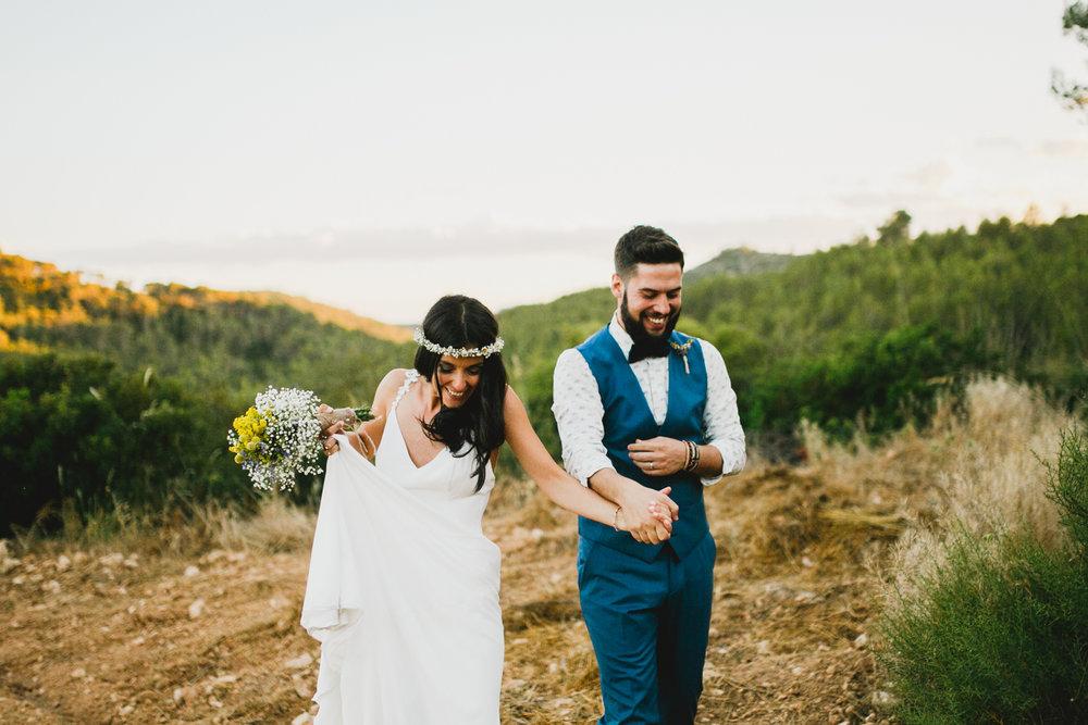 WEDDINGS START AT €1590