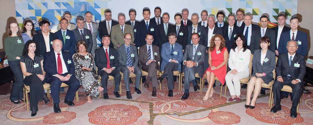 20th WCTF in Rio de Janeiro,Brazil (2013)