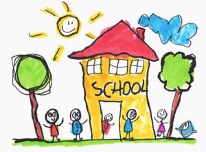A school day at Parklands ET  - 8.45am        Activity morning - Parents to work with the children in classroom.8.55am        Registration – children must be in class by this time. Parents leave.12pm            Lunch time1pm             Afternoon activities3.15pm        End of school day for Reception