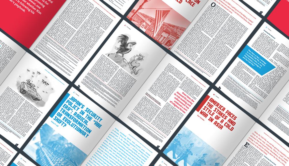 Print spreads