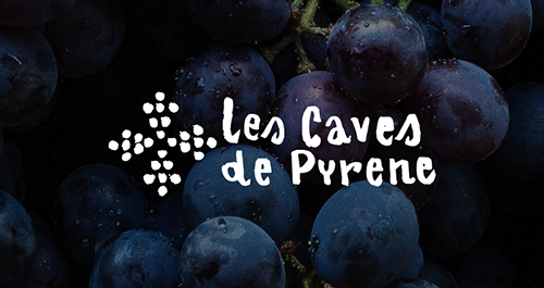 Generating buzz around an event  Les Caves de Pyrene Poster design