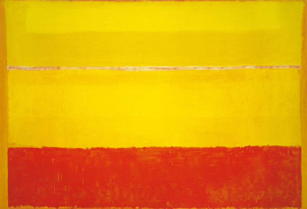 Mark Rothko, Untitled, 1952-53