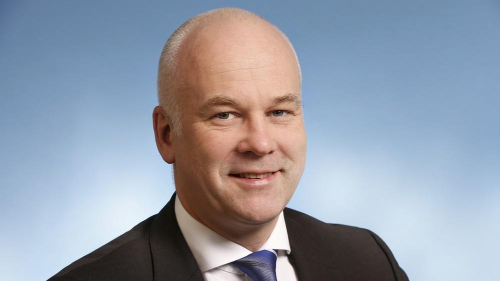 Thor Gjermund Eriksen, kringkastingssjef NRK - Foto: Ole Kaland