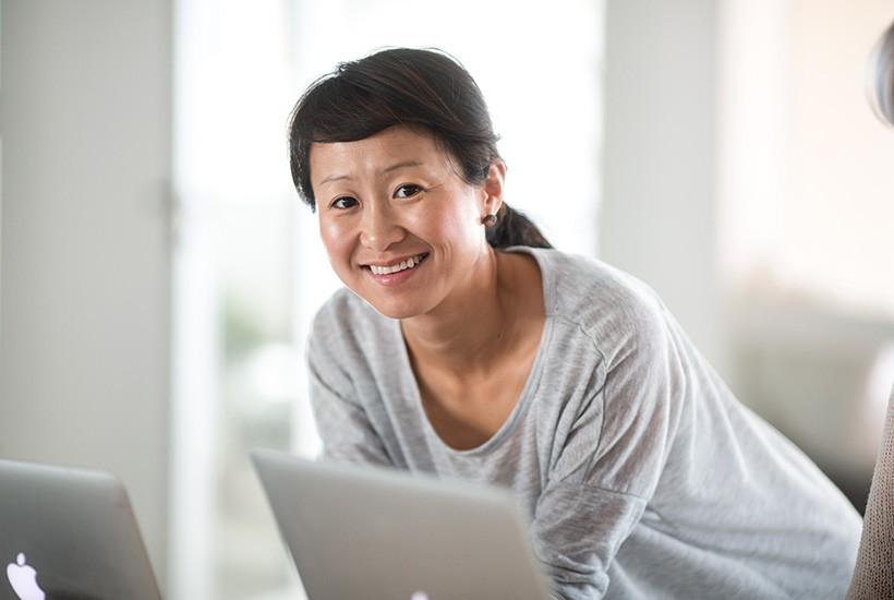 Camilla Kim Kielland, partner og strategisk rådgiver i Trigger