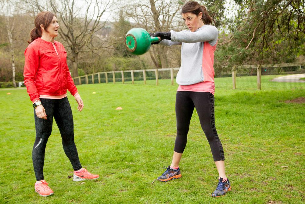 Female Personal Trainer in Bath
