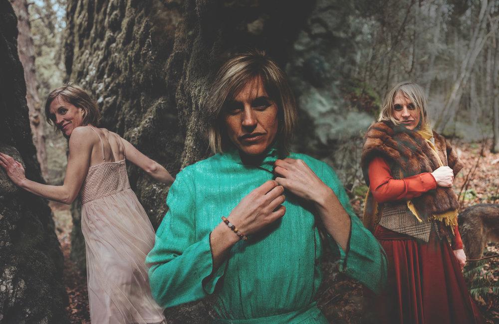 The Huntress - Featuring Alexa Linton