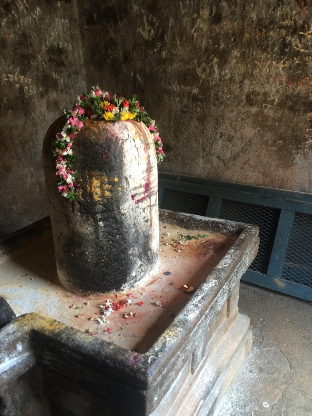 Shiva Lingam - Tanjavur